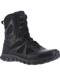"Reebok - Rb806 Sublite Cushion Tactical 8"" Wp St Boot - Lyst"