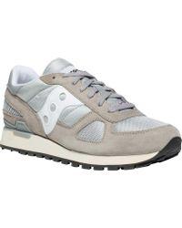 f5b8dfc045e2 Lyst - Saucony Originals Shadow Original Sneaker in White for Men