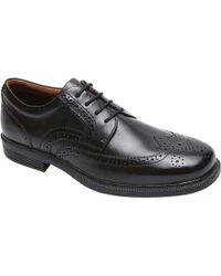 Rockport - Dressports Luxe Wingtip Oxford - Lyst