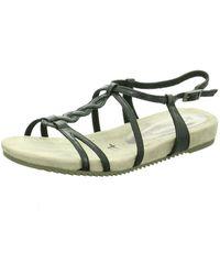 Tamaris Heeled Metallic Lyst Sandals In Wo xsdCrhtQ