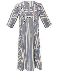 Warm - Grateful Dress Blue - Lyst