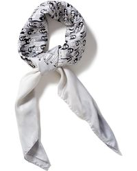 Olivia Wendel - The Performance Lg Scarf - Lyst