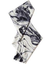 Olivia Wendel - Wild Large Scarf - Lyst