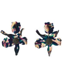 Lele Sadoughi | Twilight Crystal Lily Earrings | Lyst