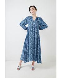 e5a46eb5e81 Natalie Martin - Fiore Maxi Dress - Lyst