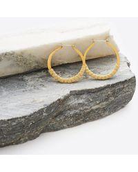 Crescioni - Oaxacan Kiva Wrapped Earrings - Lyst