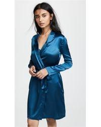 La Perla - Silk Reward Robe - Lyst