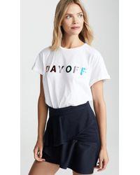 Être Cécile - Day Off Oversize T-shirt - Lyst