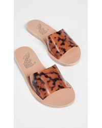 04e2f27cebe9 Lyst - Sophia Webster Wifey For Lifey Vinyl And Patent-leather ...