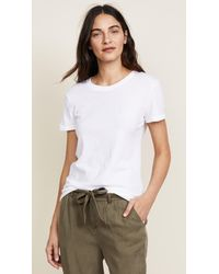 Current/Elliott - The Petit Tee - Lyst