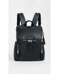 Tumi - Lexa Zip Flap Backpack - Lyst