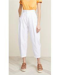 Edition10 - High Waist Trousers - Lyst