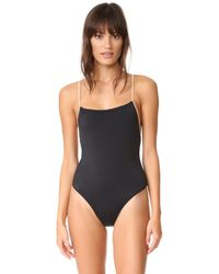 Solid & Striped - The Chelsea One Piece - Lyst