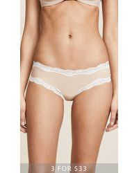 Calvin Klein - Hipsters With Lace - Lyst