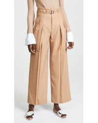 Edition10 - Wide Leg Pants - Lyst