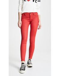 Blank NYC - Coated Skinny Jeans - Lyst