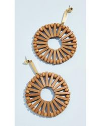 Cult Gaia - Eva Earrings - Lyst