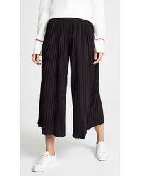 Club Monaco - Bellanah Sweater Pants - Lyst