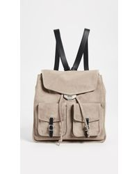 Rag & Bone - Field Backpack - Lyst