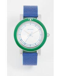 Tory Burch - Ellsworth Watch, 36mm - Lyst