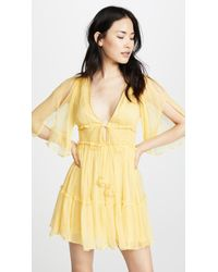 Love Sam - Sayo Mini Dress - Lyst