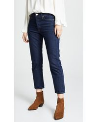 Goldsign - The Low Slung Jeans - Lyst