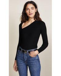 Cushnie et Ochs | Vivian Long Sleeve Bodysuit | Lyst