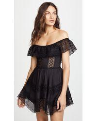 Charo Ruiz - Vaiana Off Shoulder Dress - Lyst