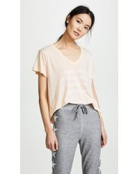 Wildfox - Very Busy Tee - Lyst