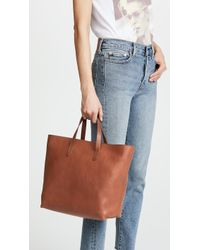 Madewell - Zipper Transport Bag - Lyst