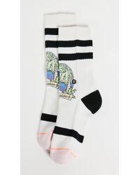 Stance - Paradise Pop Socks - Lyst