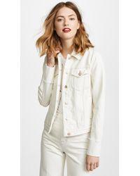 J Brand - Slim Jacket With Cuffs - Lyst