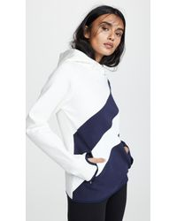 Tory Sport - Reflective Performance Hoodie - Lyst