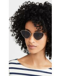 Illesteva Rebecca Sunglasses - Multicolor