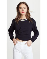 3.1 Phillip Lim - Twisted Top - Lyst
