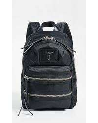 Marc Jacobs - Mini Nylon Biker Backpack - Lyst