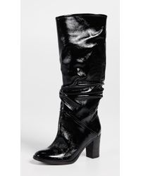 Free People - Tennison Tall Boots - Lyst