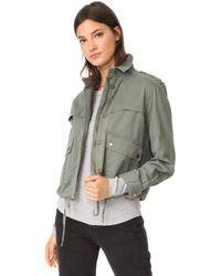 Velvet | Mara Army Jacket | Lyst