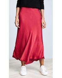 Velvet - Zelah Skirt - Lyst
