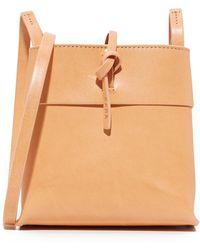 Kara - Nano Tie Cross Body Bag - Lyst