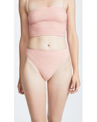 Same Swim - The Cindy High Rise Bottoms - Lyst