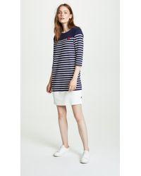 Scotch & Soda - Breton Striped Dress - Lyst