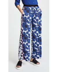 Nude - Jacquard Trousers - Lyst