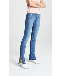Cotton Citizen - High Split Jeans - Lyst