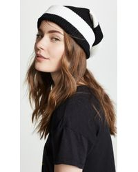 Marc Jacobs - Stripe Hat - Lyst