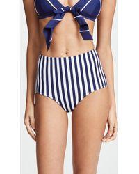 RYE SWIM - Momo Bikini Briefs - Lyst