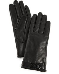 Mackage - Boga Leather Tech Gloves - Lyst
