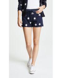 Splendid - Liberty Star Shorts - Lyst