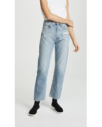 Agolde - 90s Fit Mid Rise Jeans - Lyst
