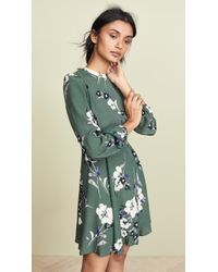 298dcea9ddc8 Free People Meant To Be Jumper Dress in Pink - Lyst